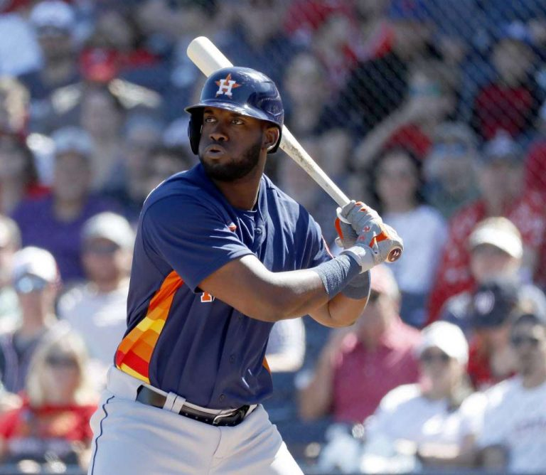 Astros Open Grapefruit League Play With Loss To Washington