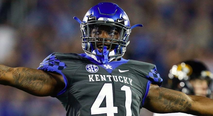 2019 Nfl Draft Scouting Report Kentucky Olb Josh Allen Nfl Draft Lounge