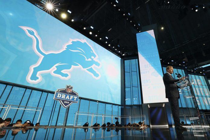 Detroit Lions draft