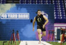 mock draft 2020 NFL combine