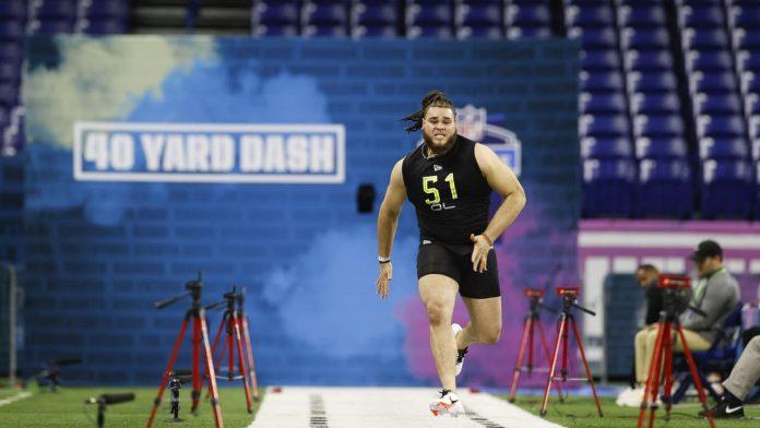 mock draft 2020 NFL combine