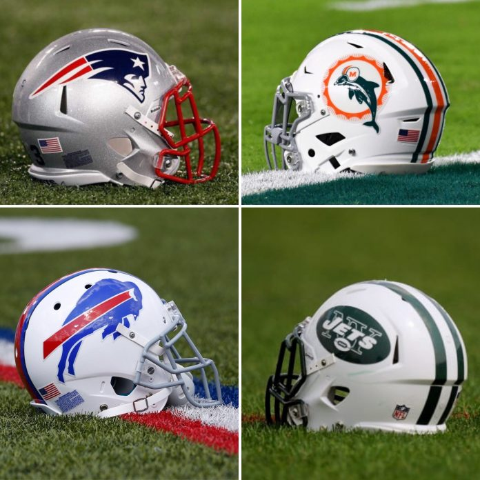 AFC East Draft Notes