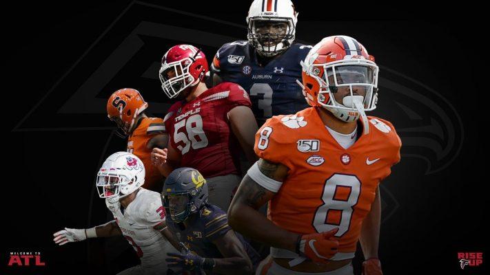 Falcons draft