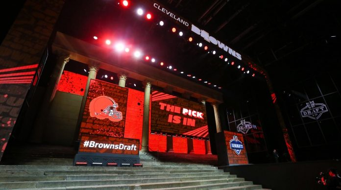Browns draft
