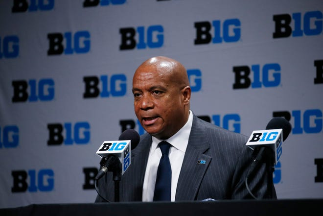 Big Ten conference only