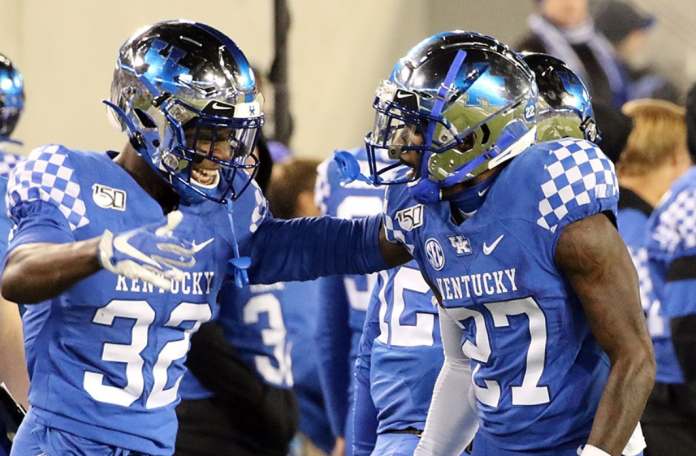 Kentucky Secondary