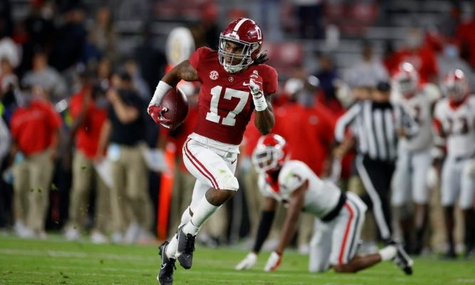 wide receivers nfl draft