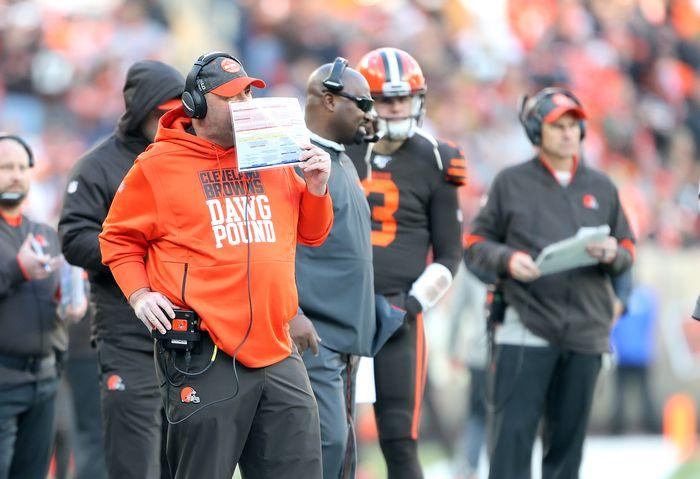 NFL Coaching Carousel Begins As Regular Season Ends
