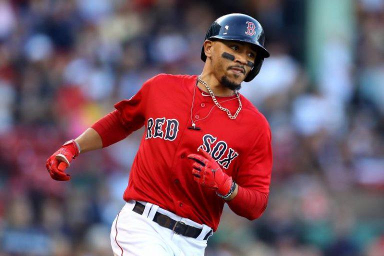 Boston trades Mookie Betts in 3-team deal