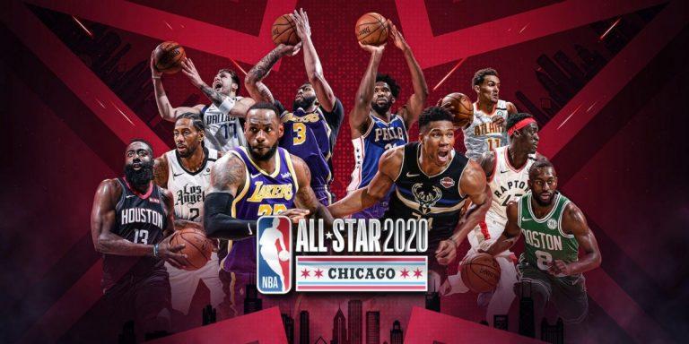 2020 NBA All-Stars Set for Chicago