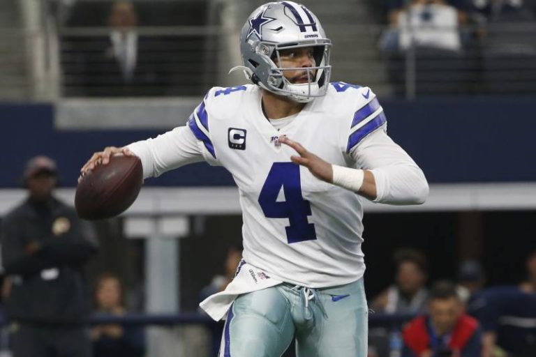 Dak Prescott, Cowboys Working on Contract or Tag