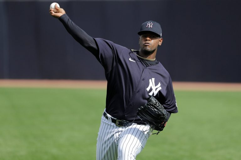 Yankees' Luis Severino lost to Tommy John