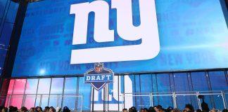 Giants draft