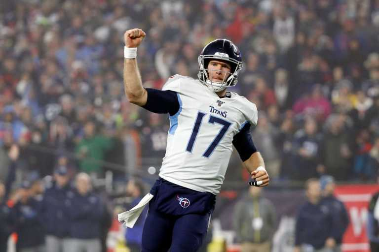 Source: Titans, Ryan Tannehill agree on Four-Year Deal