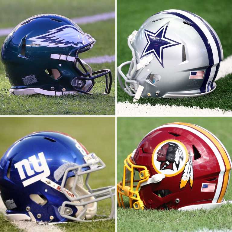 NFC East Draft Notes
