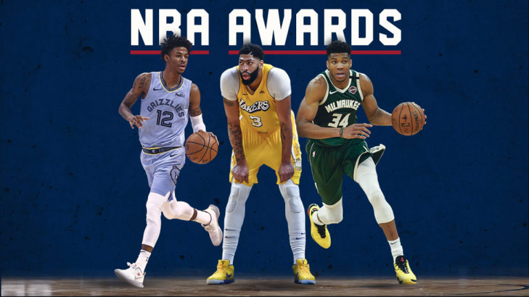 NBA Awards: What's on the Line?