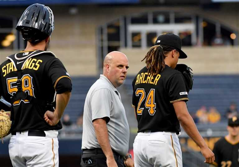 Pirates' Chris Archer To Miss 2020 Season