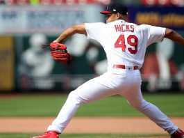 Jordan Hicks Cardinals
