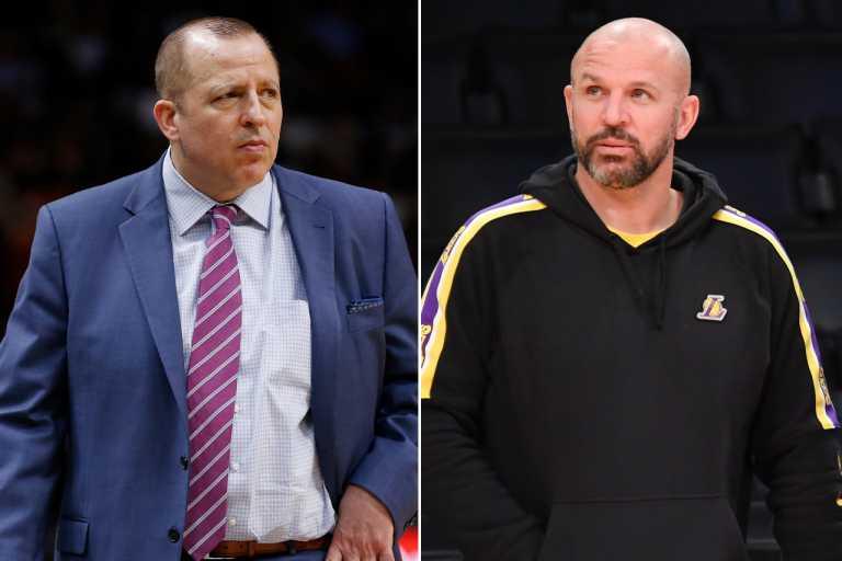 Knicks Coach Search Down to Thibodeau, Kidd