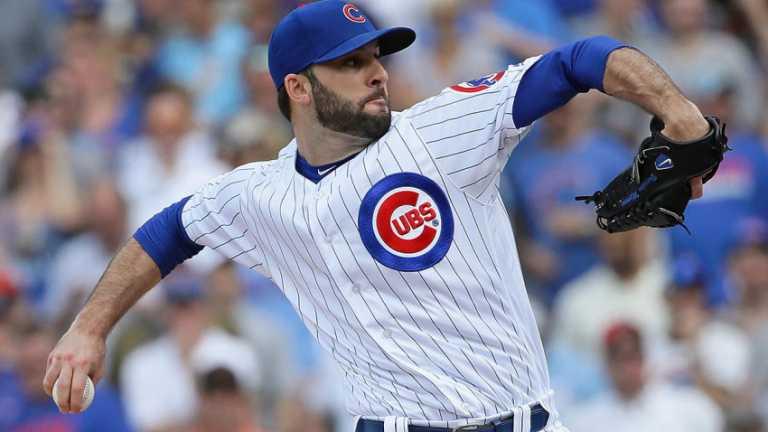 Cubs Release Veteran Reliever Brandon Morrow