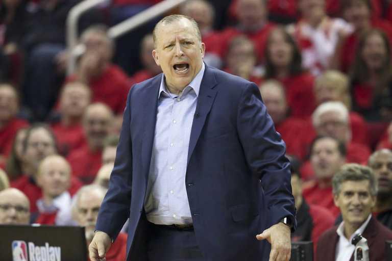 Knicks Hiring Tom Thibodeau Helps Rebuild