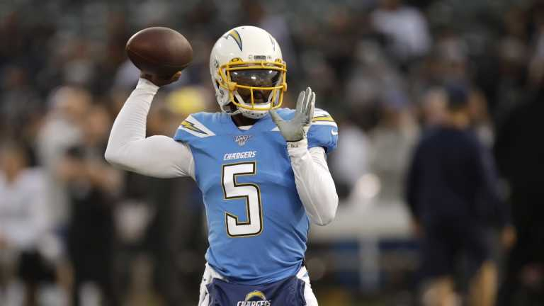 Chargers Should Start Tyrod Taylor