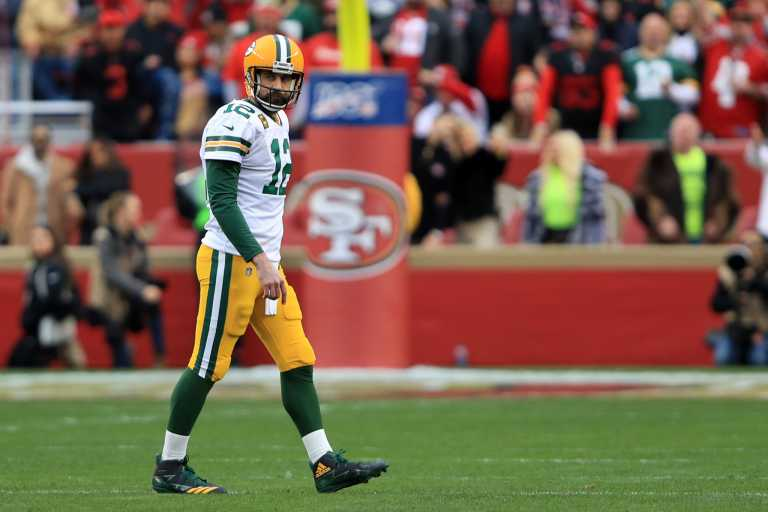 Aaron Rodgers in Green Bay is Not Long-Term