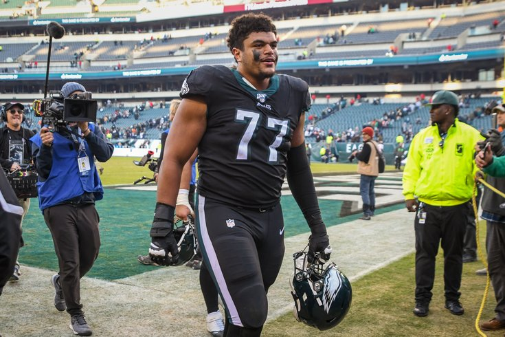 The Andre Dillard Injury Leaves Eagles with Depth Issues