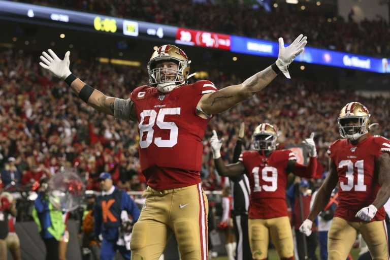 George Kittle Contract Sets the Market for Tight Ends