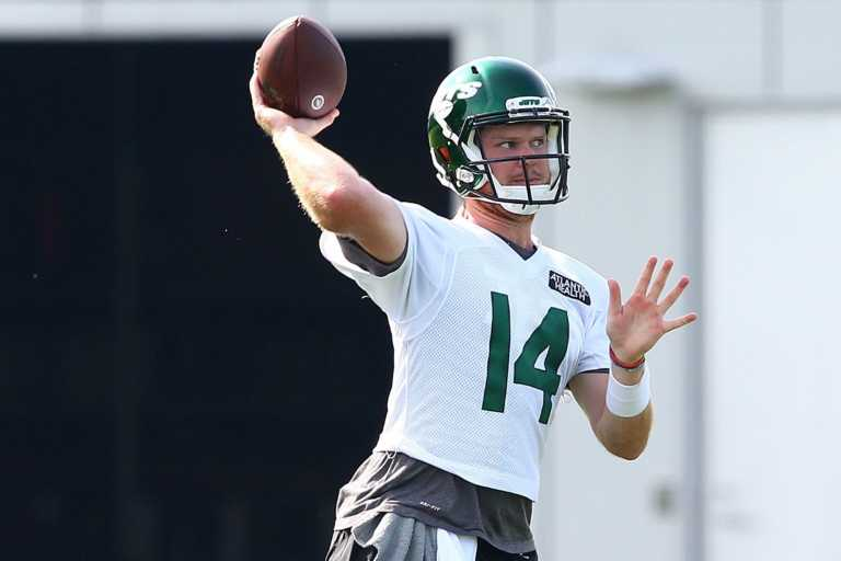 New Jets Receivers Not Enough for Sam Darnold