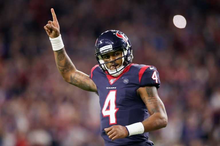 Deshaun Watson, Texans Contract Extension Won't Result in Titles